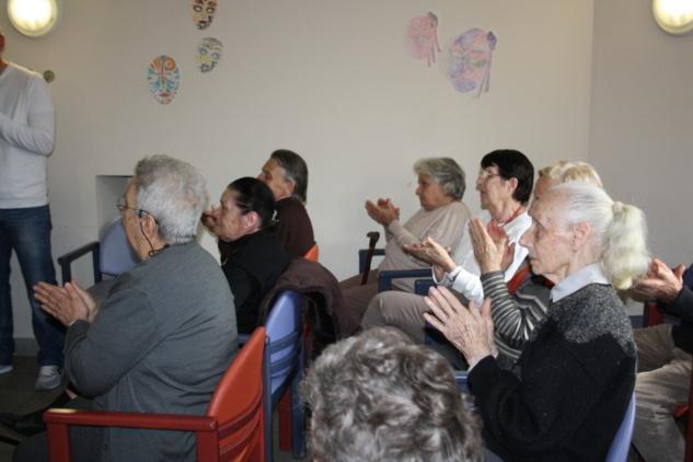 A Spannata,  au service des malades d'Alzheimer