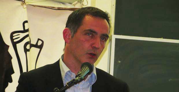 Gilles Simeoni, leader d'Inseme per a Corsica