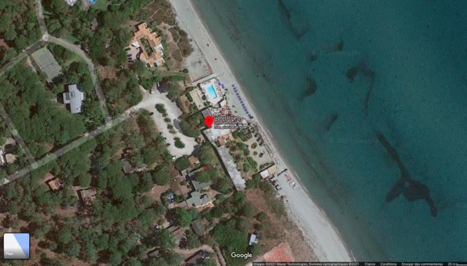 Erosion du littoral : à Pineto, l'accès à la plage fait débat
