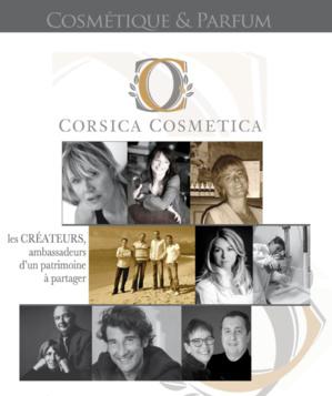 Corsica Cosmetica, groupement d'entreprises corses de cosmétiques et de parfums