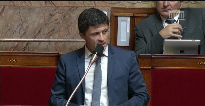 Jean-Félix Acquaviva, député de la 2nde circonscription de Haute-Corse, vice-président du groupe parlementaire Libertés & Territoires, et président du Comité de massif corse.