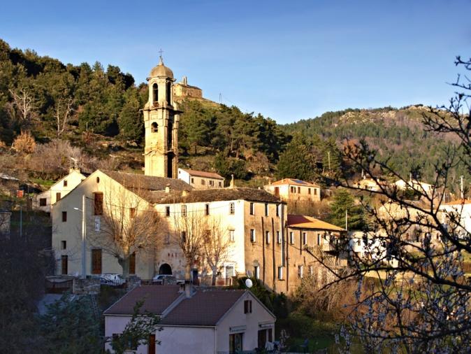Le couvent de Morosaglia n'accueille plus aucune activité depuis les années 1960