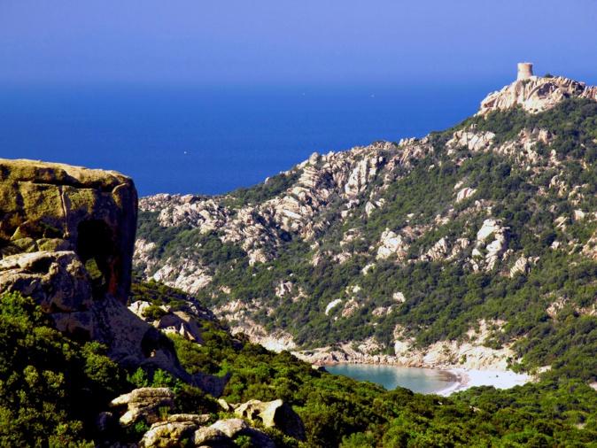 Le site de Roccapina et son lion sont des sites classés et très protégés par différents dispositifs de protection de l'environnement, de la faune et de la flore.