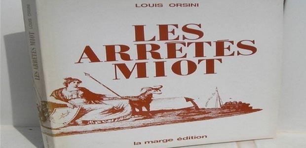 Arrêtés Miot : Une seconde réunion de travail à Bercy avant des propositions ?