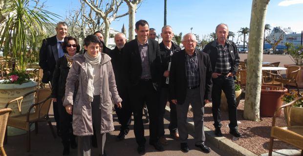 Le groupe d'opposition Inseme per Bastia