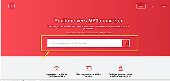 Convertisseur vidéo YouTube en ligne : Go-MP3, simple, pratique et gratuit