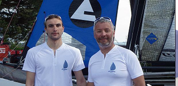 Yvan Bourgnon à l'assaut du record du Tour de Corse à la voile
