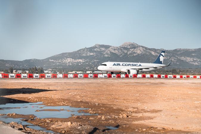 Calvi : vers une reprise du chantier de l'aviation d'affaire