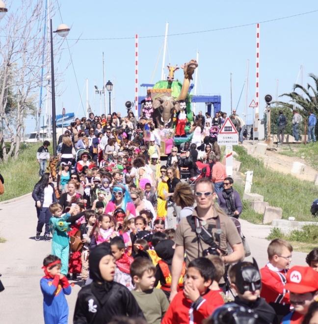 Carnaval à Calvi : Sur des airs de samba
