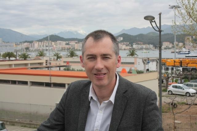 Gaël Derive, scientifique, expert et réalisateur est l'auteur de deux films documentaires sur le climat et l'environnement. Ancien membre du CNRS, il participe également à des colloques et des conférences dans le monde entier. (Photo Yannis-Christophe Garcia)