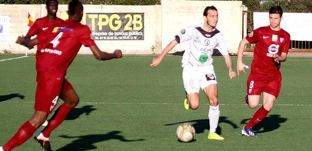 Le FC Calvi fait plier Metz (3-1)