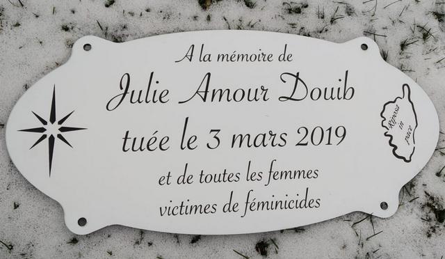 Pour Julie et toutes les femmes victimes de féminicides