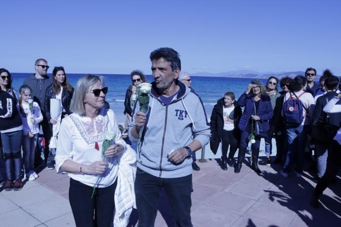 Violette et Lucien Douib, les parents