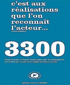 Conseil général de Corse-du-Sud : Nouvelle campagne de communication