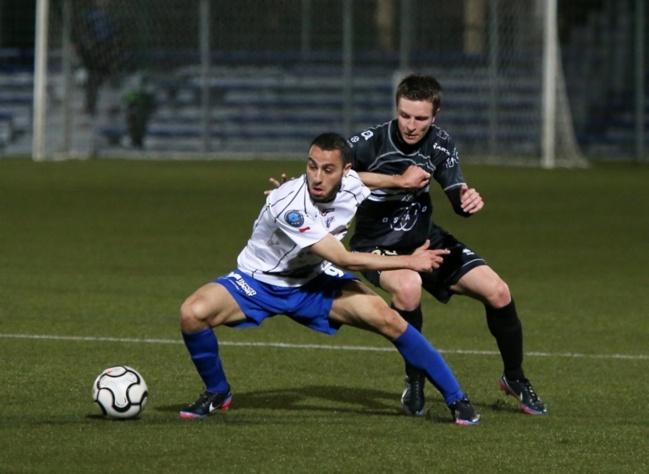 Le CAB face à Bourg-Peronnas : Le résultat mais pas la manière (4-0)