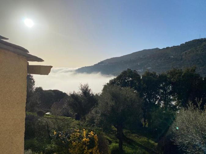 La météo du samedi 27 février 2021 en Corse
