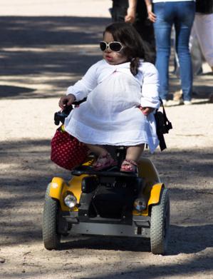 250 motards corses ont roulé pour Lina