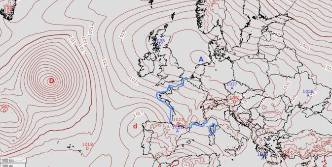 Météo de la semaine en Corse : premiers jours de Mars sans pluie