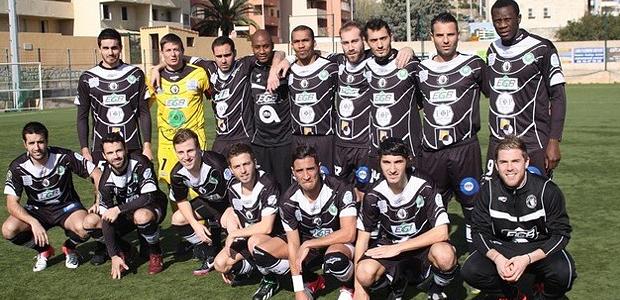 Le FC Calvi s'incline à Aubervilliers