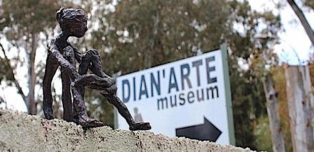 Jumelage du 17 mai au Dian'Arte Museum