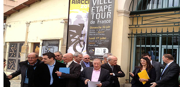 Tour de France : Le programme d'animation de l'office du tourisme d'Ajaccio