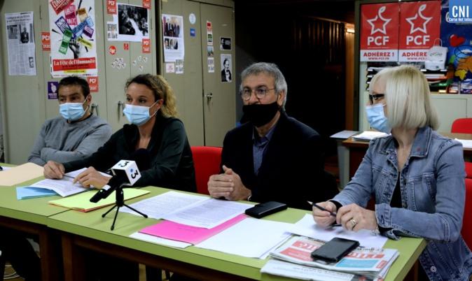 Les communistes de Corse préparent les élections territoriales. Photo : Michel Luccioni