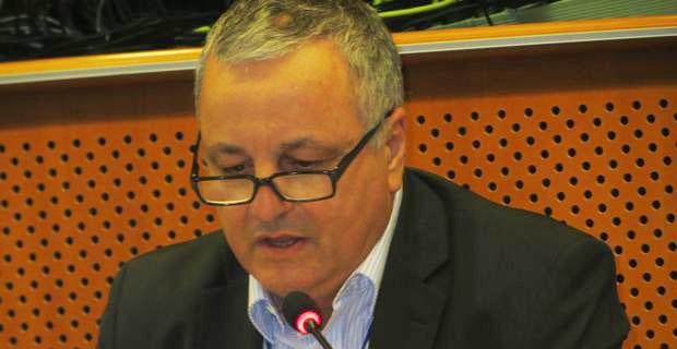 François Alfonsi, député européen, membre du PNC, rapporteur au sein de la Commission culture