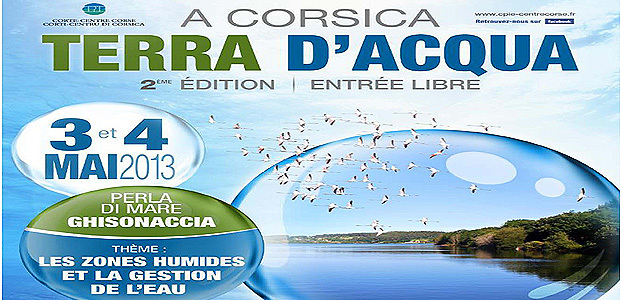 A Corsica terra d'acqua, deuxième édition