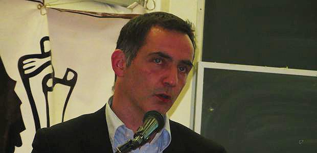 Gilles Simeoni, élu territorial de Femu a Corsica