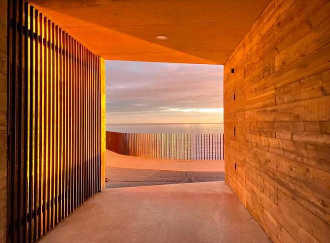 merveilleuse Aldilonda au lever du soleil, photo Reste-Berlinghi