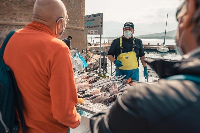 Jo Ricco patron pêcheur (Photos Eyefinity Prod/Kevin Guizol)