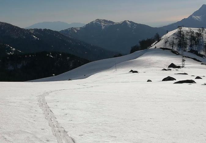 Randonnée ski Mars 2021, bergeries Ese - photo jp-ducousso