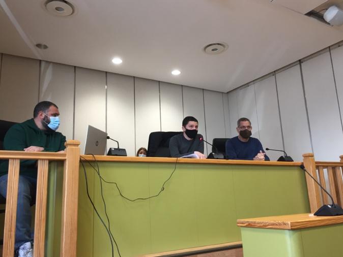 Antoine Graziani et Pierre Savelli ont dévoilé les lauréats du budget participatif 2021