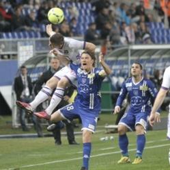 Le Sporting bute sur Toulouse