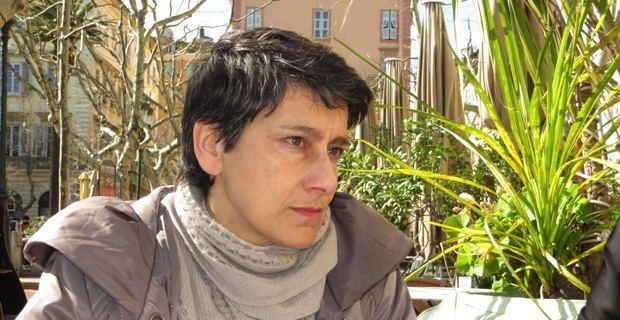 Fabienne Giovannini, élue territoriale, membre du PNC allié à Europe Ecologie les Verts