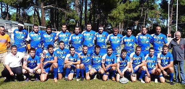 "Bastia XV ""tombe"" à Leucate 17-3"