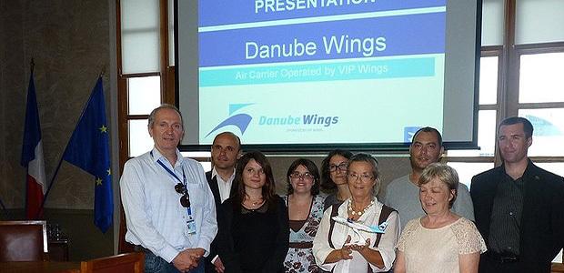 Jaroslav Riecichy, Matej Polonsky et Dusan Glevenak étaient venus à Bastia en Juin 2012 rencontrer les professionnels du voyage et les tour opérateurs de Bastia et sa région.