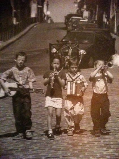 Paris-Bastia, Musique Ensembles