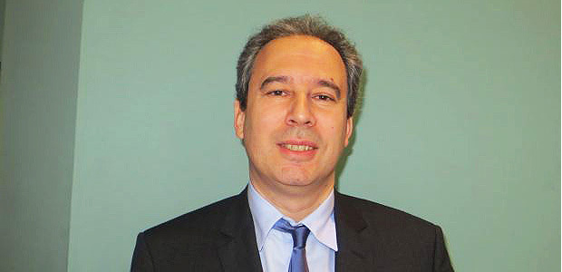 Jean Zuccarelli, conseiller exécutif, conseiller municipal et président de l'ADEC
