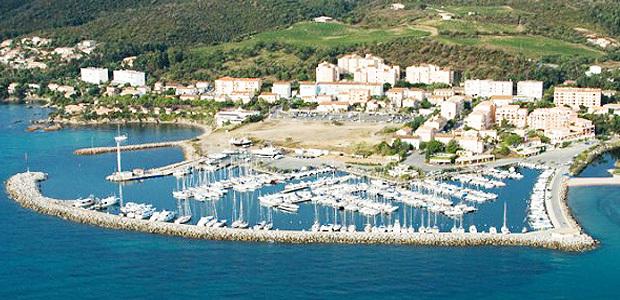 Pavillon Bleu des ports de plaisance : Seul Solenzara