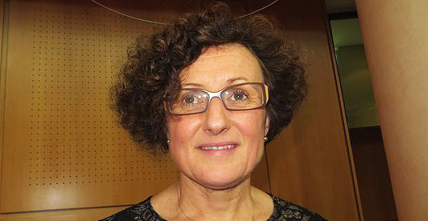 Maria Guidicelli, conseillère exécutive en charge de l'élaboration du PADDUC