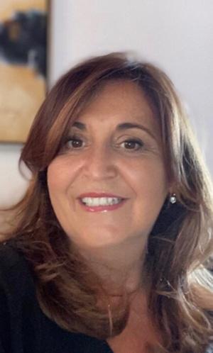 Catherine Cognetti-Turchini, 1ère vice-présidente de la ComCom Pasquale Paoli, conseillère municipale de Merusaglia et conseillère territoriale du groupe Andà per Dumane.