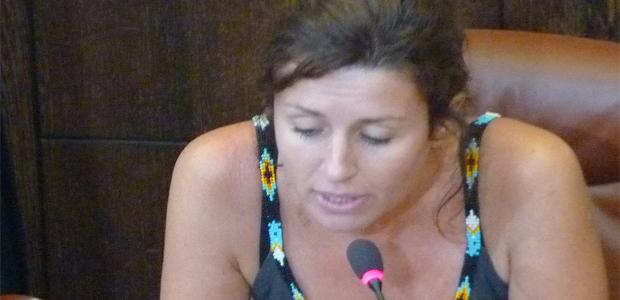 """Marie-Antoinette Santoni-Brunelli, élue territoriale du groupe """"Rassembler pour la Corse"""""""
