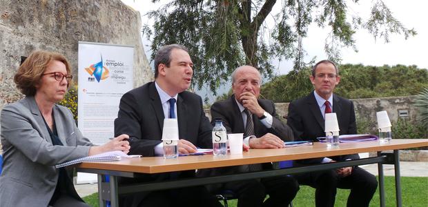 Corse : Des propositions phares pour l'emploi et la formation