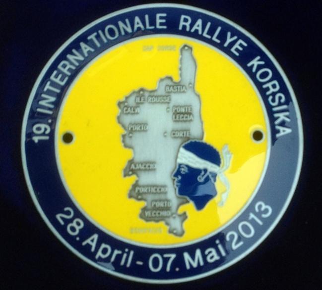 19e Rallye Korsica: Allemands, Autrichiens et Suisses sur les routes corses