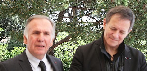 Allegria 2013 avec Francis Huster à Cozzano, Porto et Serra di Ferro