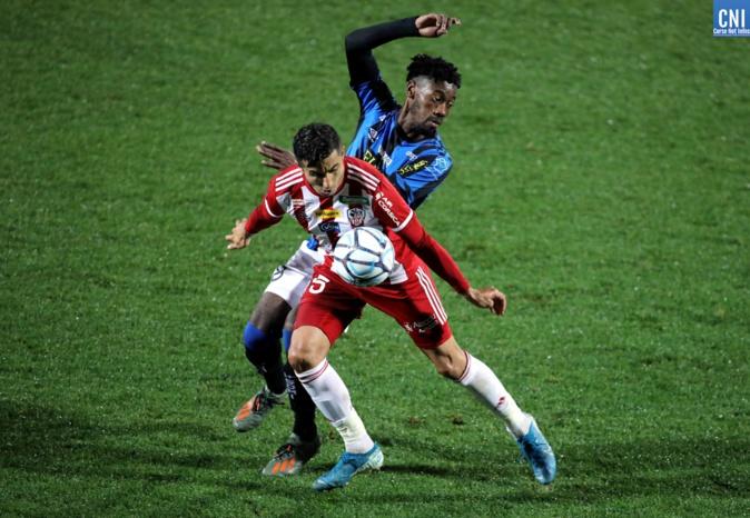 Ligue 2 : L'ACA s'incline à Chambly (2-1)