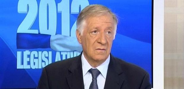 """Le Maire d'Ajaccio Simon Renucci envisage une """"union très large"""" pour les élections municipales de 2014. (Photo d'archive France3 Corsica - Via Stella)"""