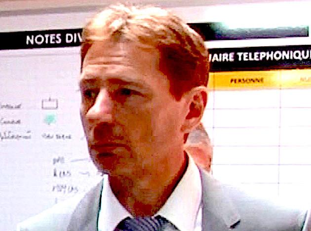 Jean Leccia était le directeur général des services du département de la Haute-Corse. Crédits Photo : Stella Leccia