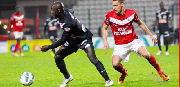 @Jean-Fraçois Dumois/FC Rouen